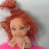Куклы и пупсы ручной работы. Ярмарка Мастеров - ручная работа ....Аделька.........Рыжая улыбашка.... Handmade.