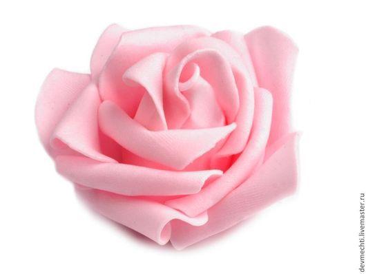 Диаметр розы - 6 см- 25 руб.шт.