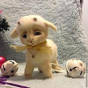 Куклы и игрушки ручной работы. Ярмарка Мастеров - ручная работа Козленок Феня. Handmade.