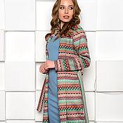 Одежда ручной работы. Ярмарка Мастеров - ручная работа Кардиган Мексика (мульти цвет). Handmade.