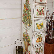 Для дома и интерьера handmade. Livemaster - original item Painted furniture. Dresser