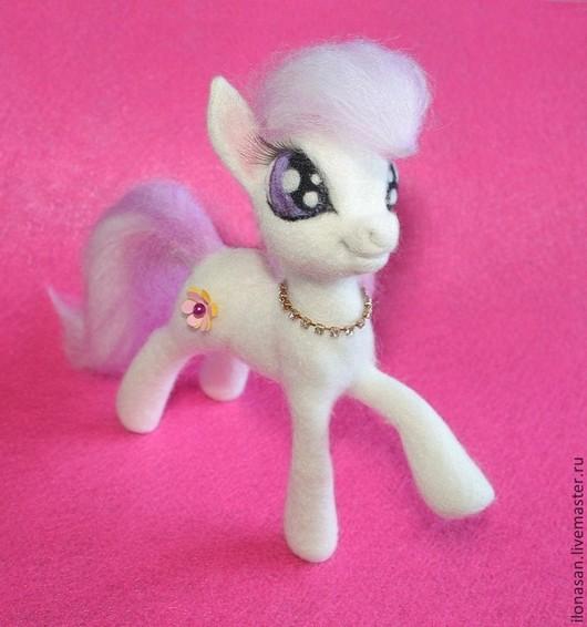 """Игрушки животные, ручной работы. Ярмарка Мастеров - ручная работа. Купить Пони (из серии """"My Little Pony""""). Handmade."""