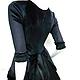 Платья ручной работы. Заказать Роскошное бархатное платье-баллон с каракулем и шелком. SILIRA BRAND Дизайнерская одежда. Ярмарка Мастеров.