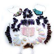 Материалы для творчества handmade. Livemaster - original item A set of pendants ASSORTMENT. Handmade.