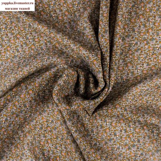 Шитье ручной работы. Ярмарка Мастеров - ручная работа. Купить Итальянская ткань №139, шерсть/хлопок. Handmade. Ткань, итальянская ткань
