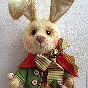 Куклы и игрушки ручной работы. Ярмарка Мастеров - ручная работа Кролик Жером. Handmade.