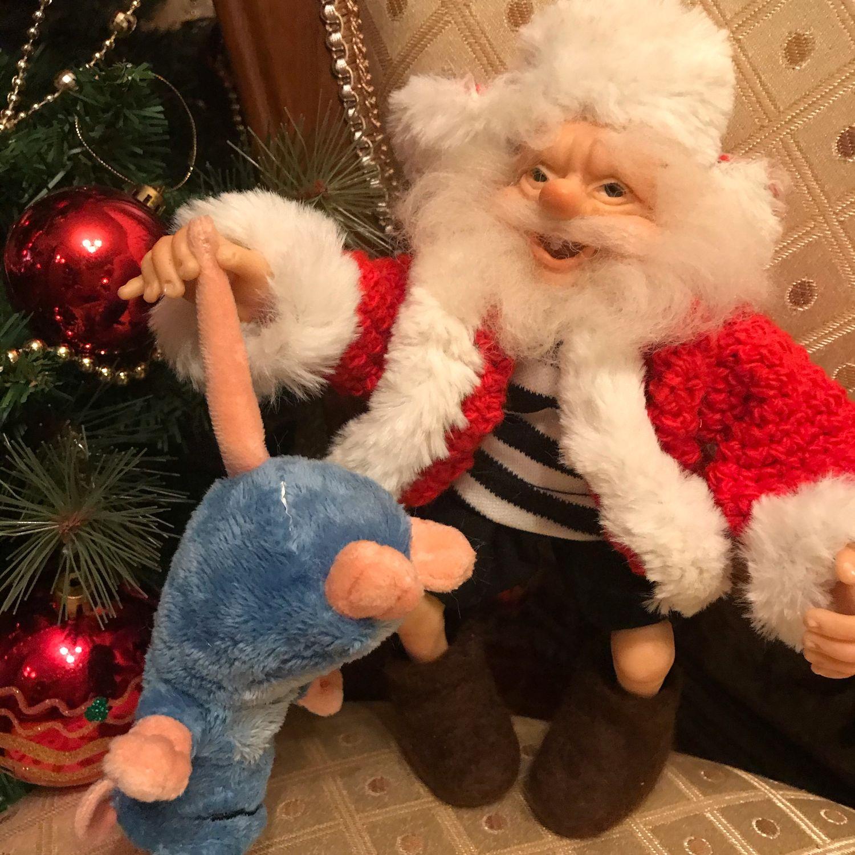 Дед Мороз «к новому году готов», Кукольный театр, Москва,  Фото №1