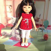 Куклы и игрушки ручной работы. Ярмарка Мастеров - ручная работа наряд для паолочек. Handmade.