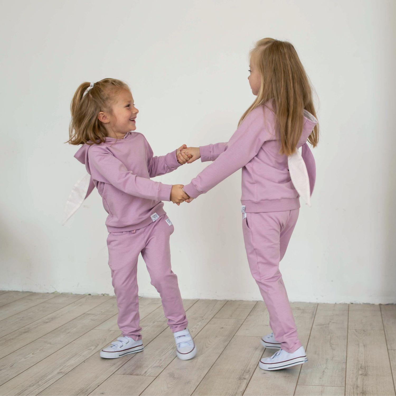 Костюм «Лиловый», Комплекты одежды для малышей, Балашиха,  Фото №1