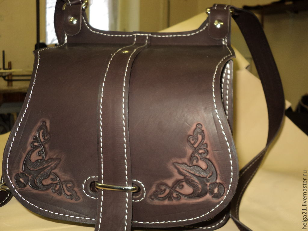 Магазин сумок из кожи