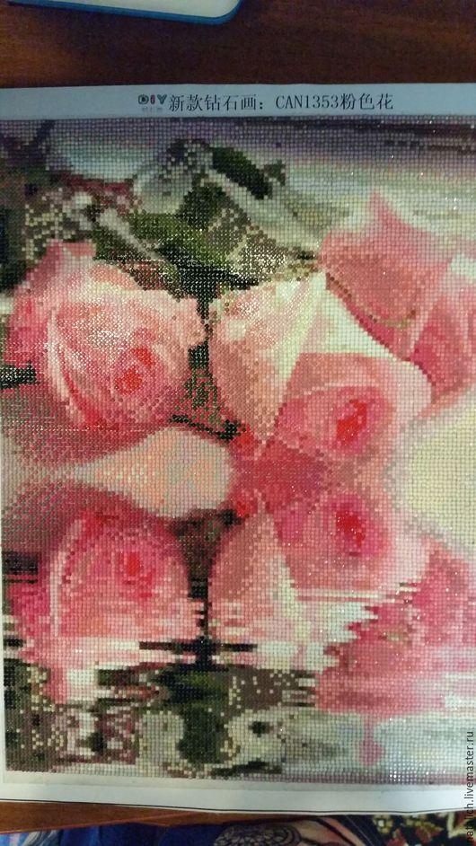 Шикарные розы (большой формат четко передает картину)