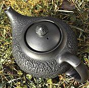 """Посуда ручной работы. Ярмарка Мастеров - ручная работа Керамический чайник """"Халиф"""". Handmade."""