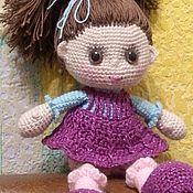 Куклы и игрушки ручной работы. Ярмарка Мастеров - ручная работа кукла Ириска. Handmade.