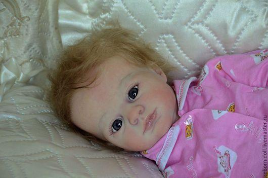 Куклы-младенцы и reborn ручной работы. Ярмарка Мастеров - ручная работа. Купить Кукла реборн Джульетка. Handmade. Кукла реборн