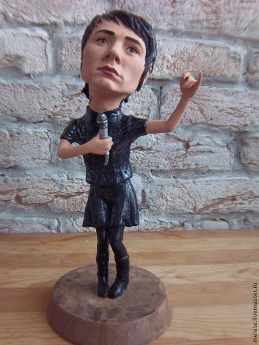 Персональные подарки ручной работы. Ярмарка Мастеров - ручная работа. Купить Кукла шарж с портретным сходством. Handmade. Кукла шарж