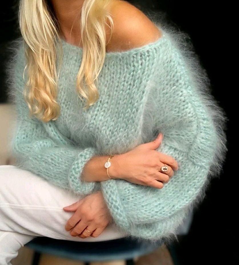 лоти вязание пуловер из мохера фото голую девицу