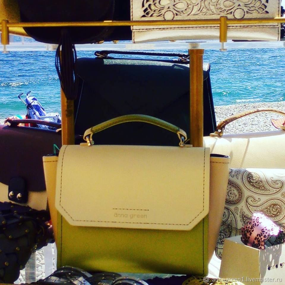 27f857a0a034 Женские сумки ручной работы. Ярмарка Мастеров - ручная работа. Купить Сумка  Афина минимал.