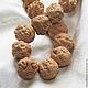 Для украшений ручной работы. Ярмарка Мастеров - ручная работа. Купить ГЛАЗ ДРАКОНА бусины семена орехи натуральные. Handmade.