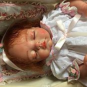Куклы и игрушки ручной работы. Ярмарка Мастеров - ручная работа Спящая прелесть Лизанька. Handmade.