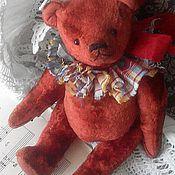 Куклы и игрушки ручной работы. Ярмарка Мастеров - ручная работа Классический мишка,друг для куклы. Handmade.