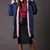 Одежда ручной работы. Ярмарка Мастеров - ручная работа Куртка на меху рекс. Handmade.