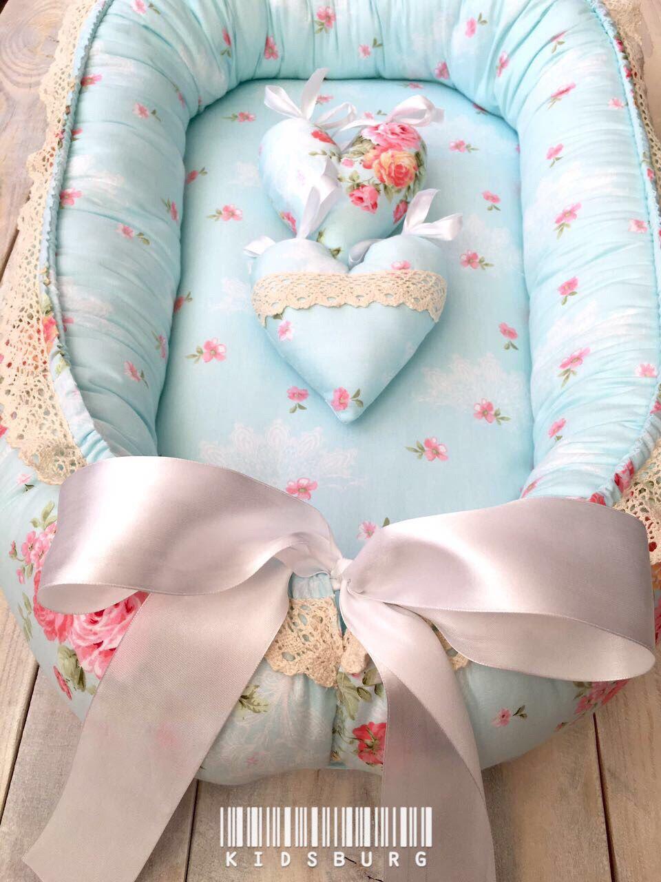 Кокон для новорожденного своими руками мастер класс