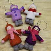 Куклы и игрушки ручной работы. Ярмарка Мастеров - ручная работа детки. Handmade.