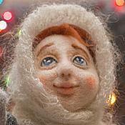 Куклы и игрушки ручной работы. Ярмарка Мастеров - ручная работа За звездочкой. Handmade.