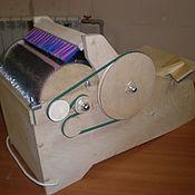 Материалы для творчества ручной работы. Ярмарка Мастеров - ручная работа Кардер барабанный электрический для тонкой шерсти. Handmade.