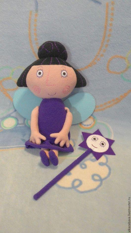Няня Плам, кукла няня Плам, мягкая игрушка няня Плам, кукла ручной работы, авторская кукла, авторская работа, кукла текстильная, текстильная кукла, текстильная игрушка, игрушка кукла ручной работы
