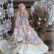 Куклы и игрушки ручной работы. Ярмарка Мастеров - ручная работа Цветочная дива Антуанета. Handmade.