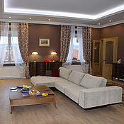 Для дома и интерьера ручной работы. Ярмарка Мастеров - ручная работа Чехол на диван съемный. Handmade.
