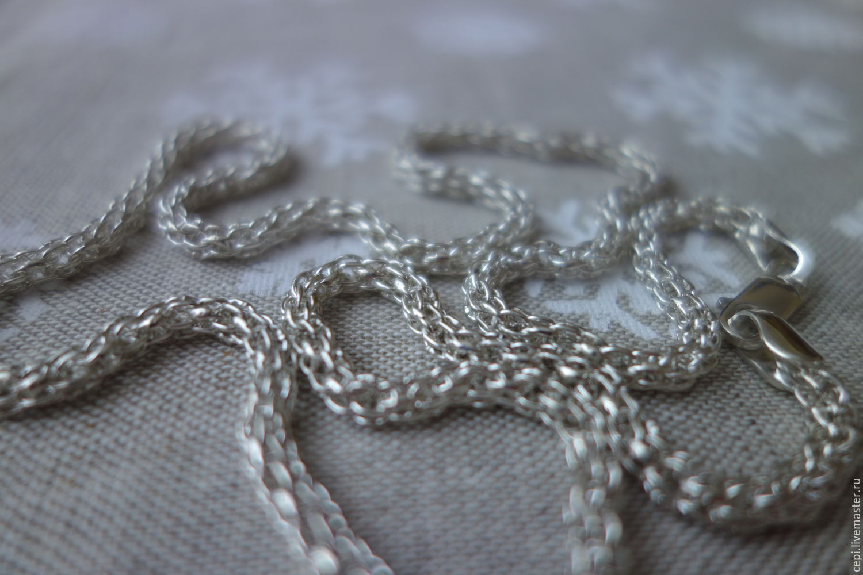 "Цепочка "" Версаль"" серебро 925"
