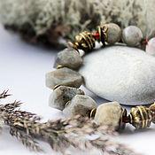Украшения ручной работы. Ярмарка Мастеров - ручная работа Дуновение -браслет. Handmade.