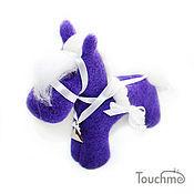Куклы и игрушки ручной работы. Ярмарка Мастеров - ручная работа Лошадь сказочная. Handmade.