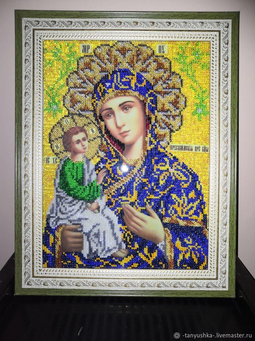 Иерусалимская Божья Матерь, Иконы, Москва,  Фото №1