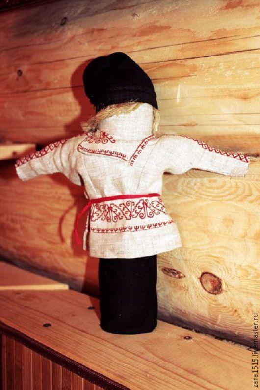 Сувениры ручной работы. Ярмарка Мастеров - ручная работа. Купить Архангелогородский куклак. Handmade. Комбинированный, кукла - оберег, хлопок