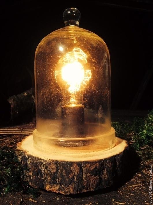"""Освещение ручной работы. Ярмарка Мастеров - ручная работа. Купить Настольная лампа """"Botanical Mini"""". Handmade. Лампа"""