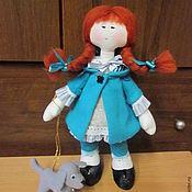 Куклы и игрушки handmade. Livemaster - original item Doll Paula. Handmade.