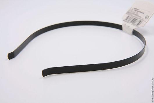 Основа для ободка шириной 0,7 см черный
