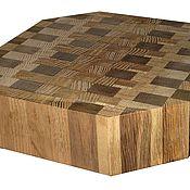 """Для дома и интерьера ручной работы. Ярмарка Мастеров - ручная работа Butcher block size 16x16x2"""". Handmade."""