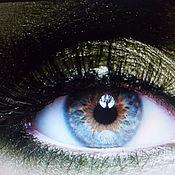 Косметика ручной работы. Ярмарка Мастеров - ручная работа минеральные  тени для век. Handmade.