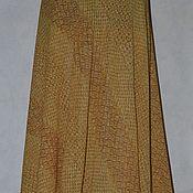 Юбки ручной работы. Ярмарка Мастеров - ручная работа Изыски пустыни. юбка полусолнце. Handmade.