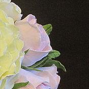 Цветы и флористика ручной работы. Ярмарка Мастеров - ручная работа Букет.скидка от цены 25%. Handmade.