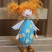 Куклы и игрушки ручной работы. Ярмарка Мастеров - ручная работа Ромашковое настроение. Handmade.