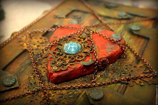 """Персональные подарки ручной работы. Ярмарка Мастеров - ручная работа. Купить Шкатулка-книга """" Brave Heart"""". Handmade. Коричневый"""