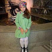 Одежда детская handmade. Livemaster - original item Coat children`s
