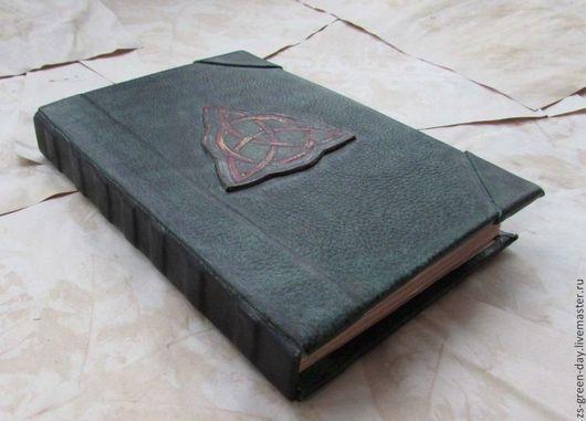 Блокноты ручной работы. Ярмарка Мастеров - ручная работа. Купить Зачарованные. Handmade. Тёмно-зелёный, бумага дизайнерская