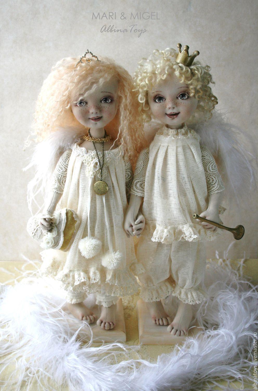 Выкройка куклы от елены керп