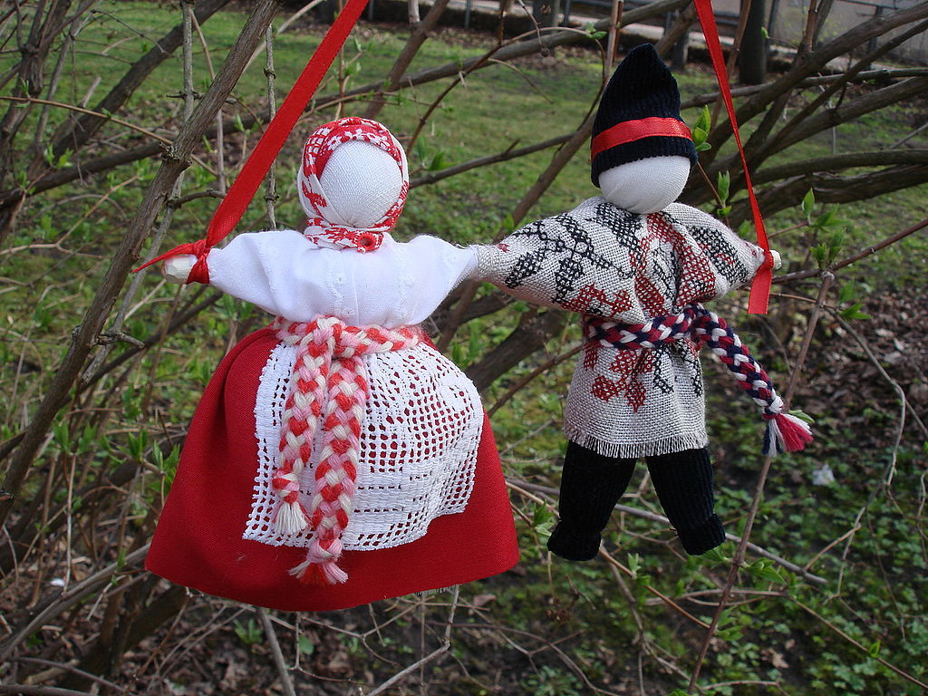 Куклы на руси своими руками